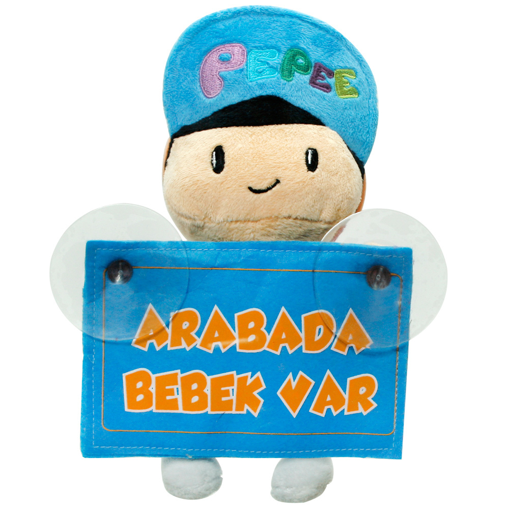 Pepee (Baby in Car) 20 cm