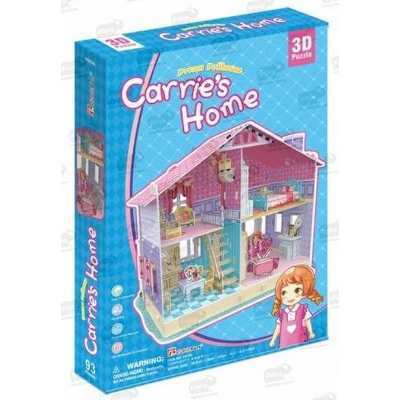 (Aktion) Carrie's Home 3D-Puzzle