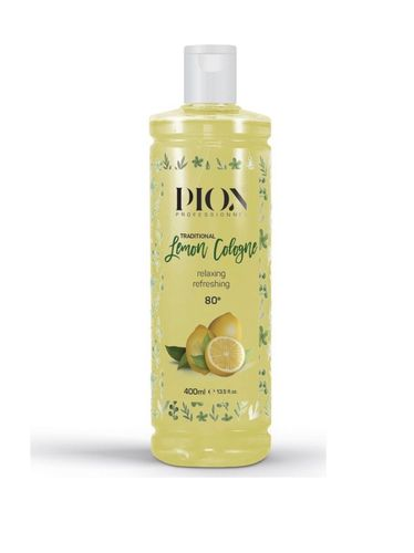 Pion Limon Kolonya 400ml - Lemon Eau de Cologne