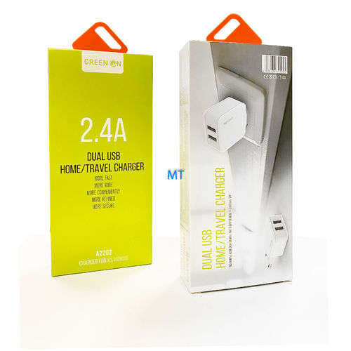 Dual USB Ladekabel 2.4A